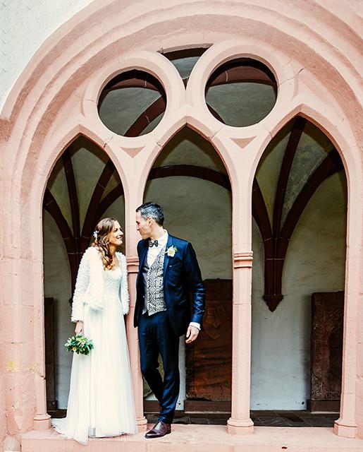 Hochzeitsfotografie Kloster Eberbach