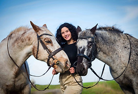 Mensch und Pferdefotografie