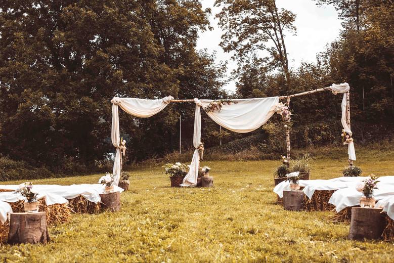 Hochzeitsfotografie -Reportage