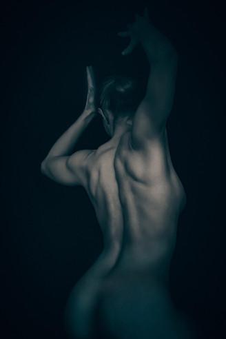 Akt - Körperlandschaft