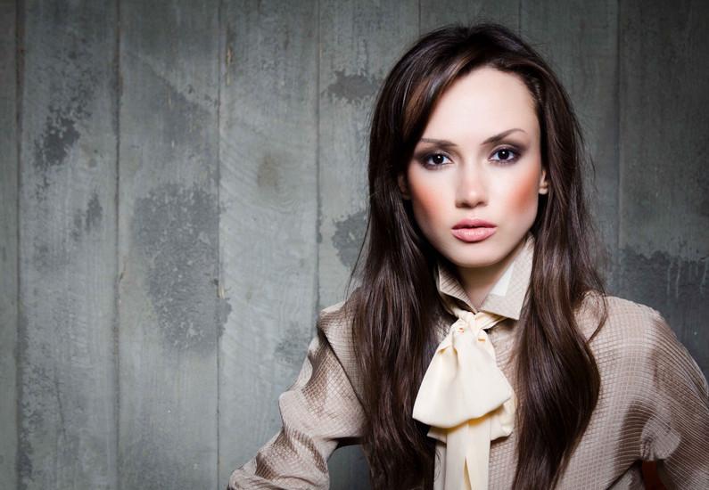 Fashion Beauty Portrait