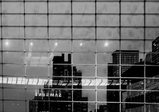 Architektur - Glasfassade