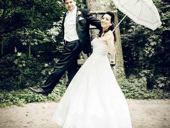 Brautpaar-Portrait Fotoshooting Aktion im Juli
