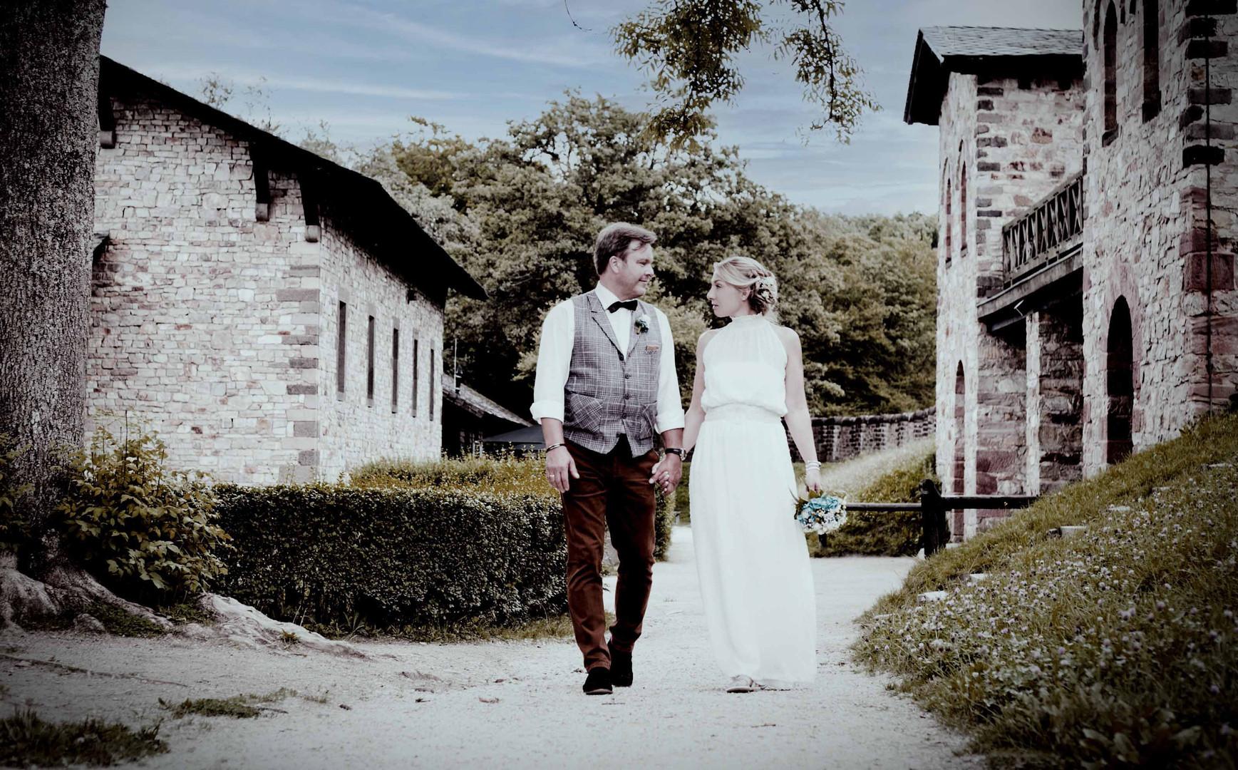 Brautpaar Portrait | Hochzeitsreportage