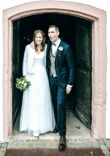 Brautpaar - Hochzeitsreportage