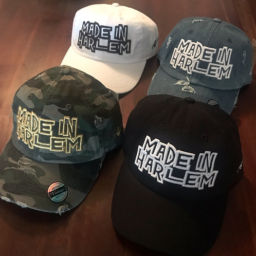 "Made In Harlem ""Dad Hats"""