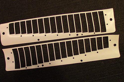 Suzuki SCX64 Reedplate Gaskets Set