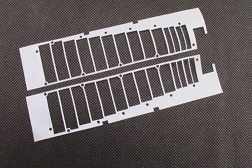 Hohner CX12 Reedplate Gaskets Set