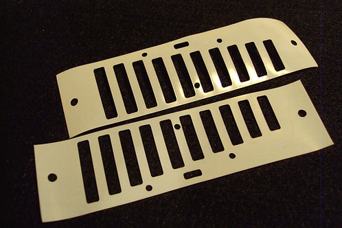 Hohner Cross Harp Gasket Set