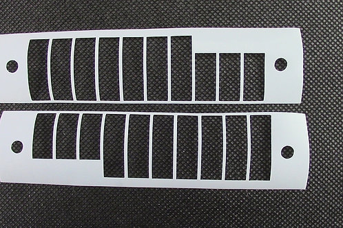 Hohner Vintage 260 Reedplate Gaskets Set