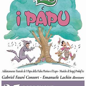 Pierino & il Lupo e... i Papu