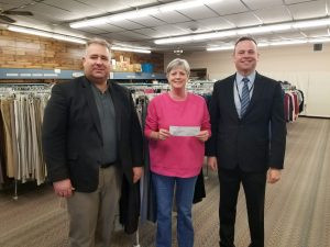 Ellis County Bar Association Makes Gifts to Area Organizations