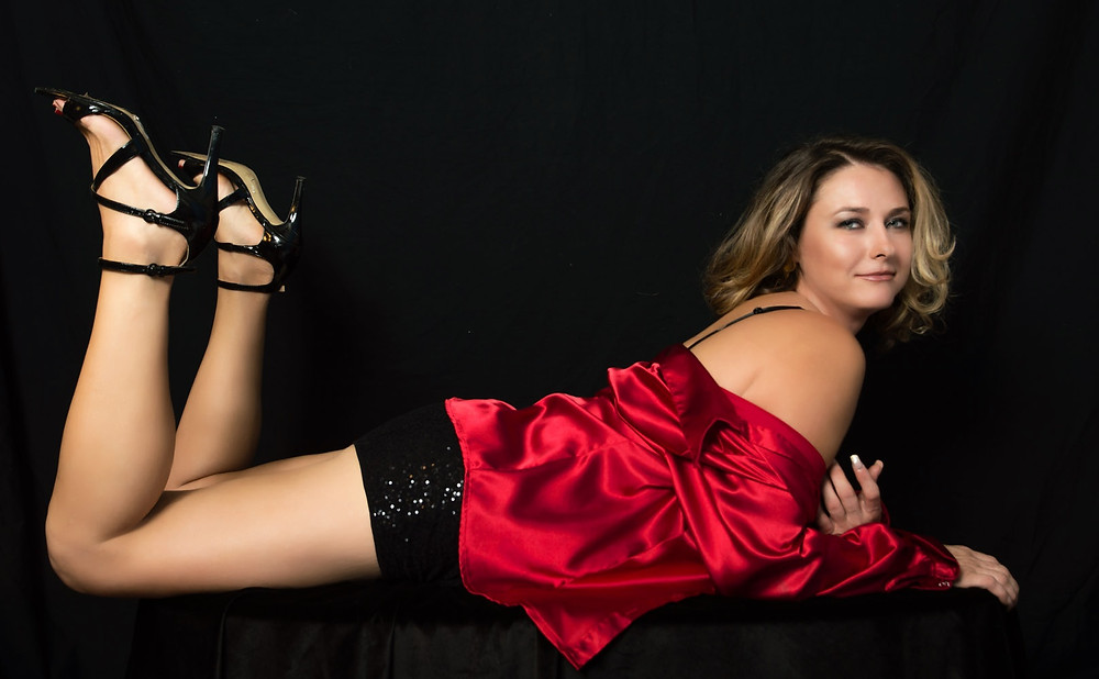 Moonlight and Lace Boudoir Montgomery Alabama