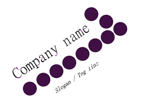 Logo näidis ''Indirect tag line''