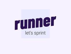 Näidislogo: runner 2