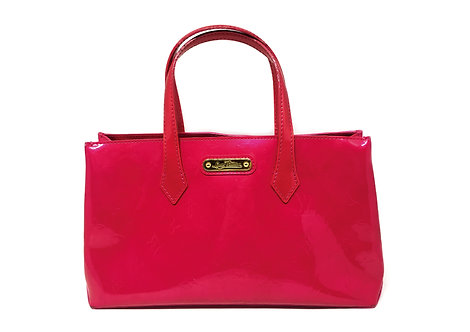 LV Pink Fuschia Verniz