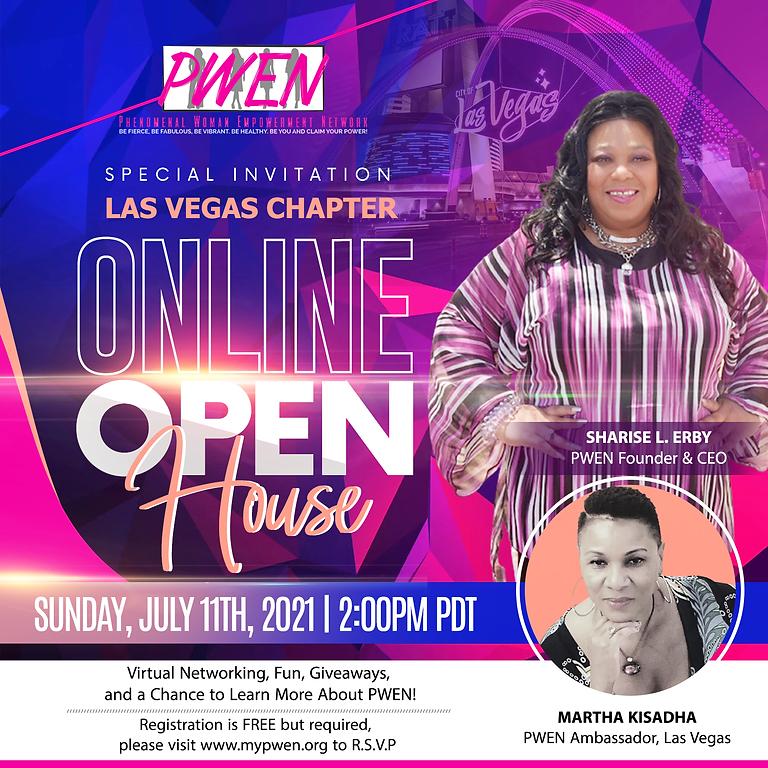 PWEN Las Vegas Chapter Open House