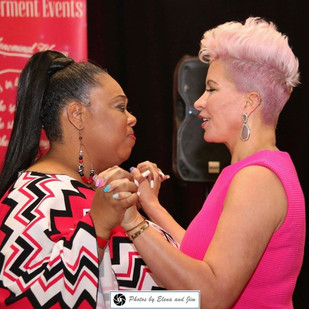 Sharise and Rebecca Face to Face.jpg
