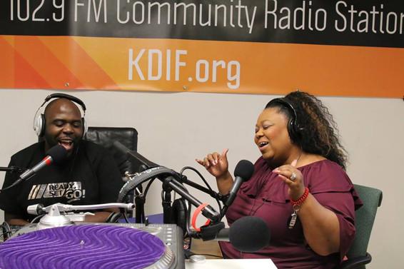 Sharise on KDIF Radio.jpg