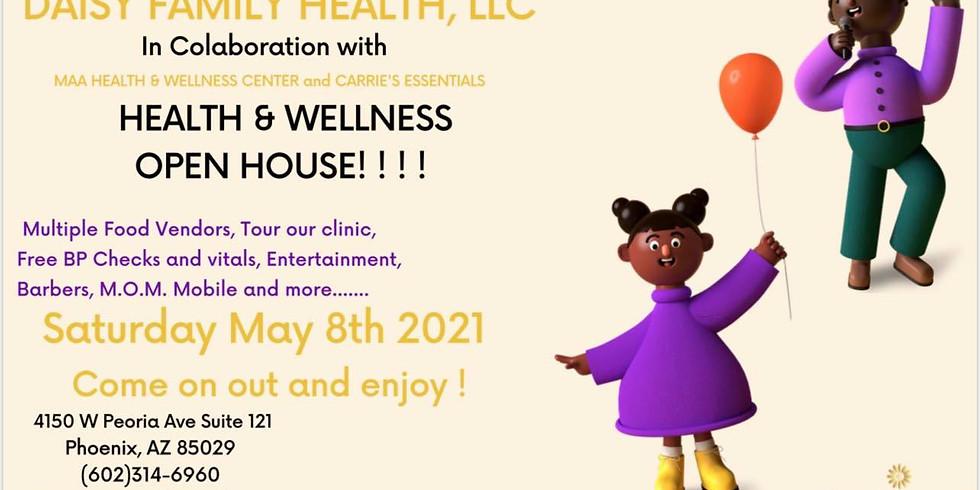 Daisy Health & Wellness Open House