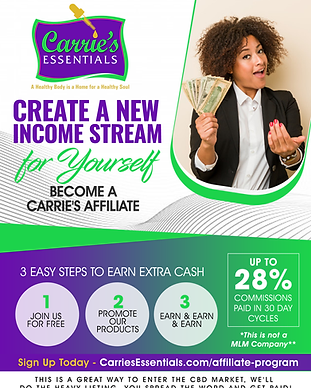 Create a New Income Stream for Yourself.