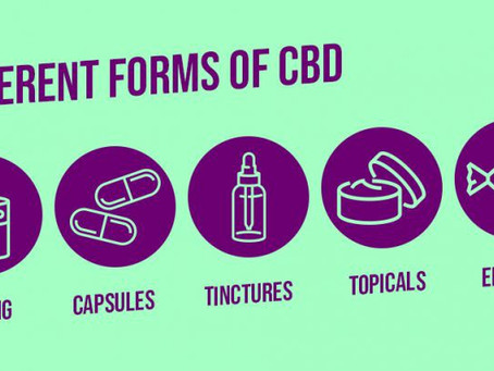 What is the Most Effective Form of CBD?