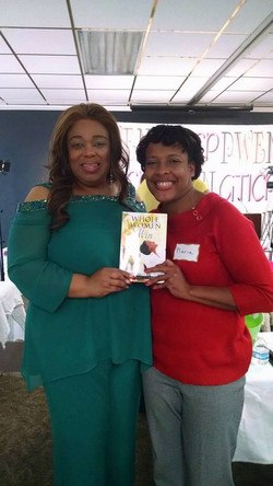 Sharise and Marie Book