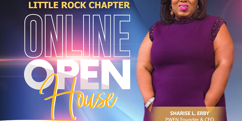 PWEN Little Rock Chapter Open House