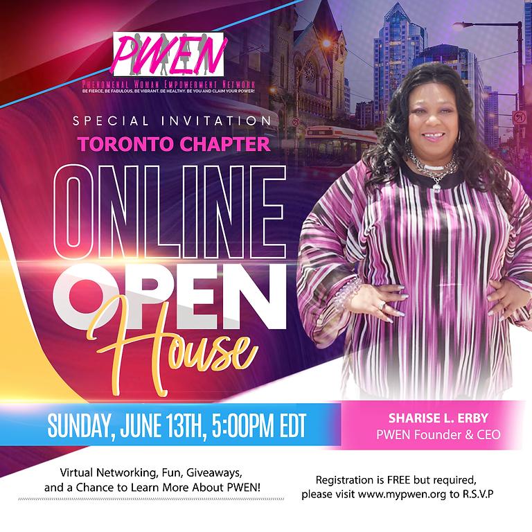 PWEN Toronto Online Open House