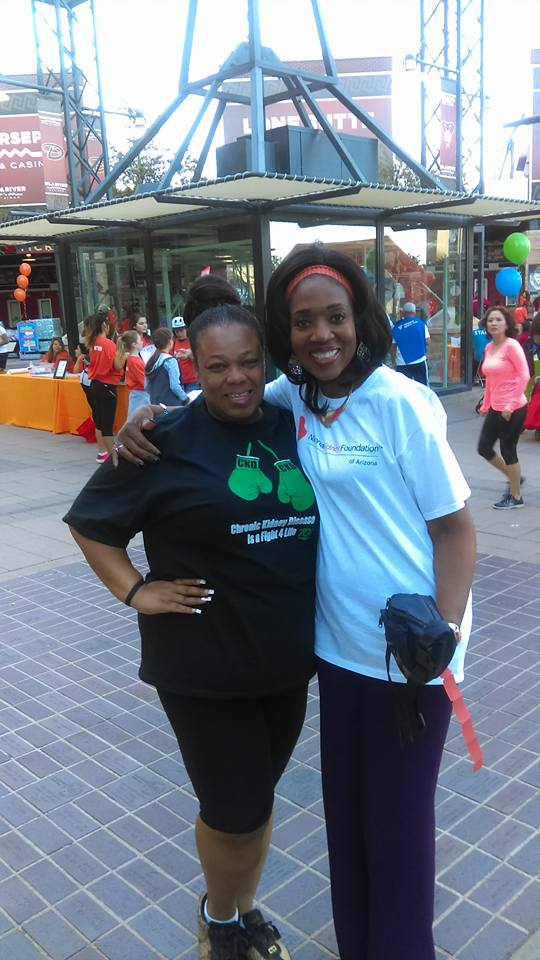 Sharise at kidney walk.jpg