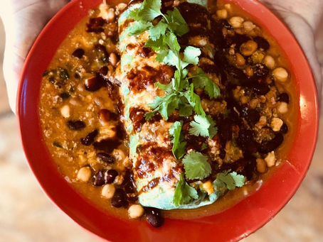 Reno's Best Breakfast Burrito