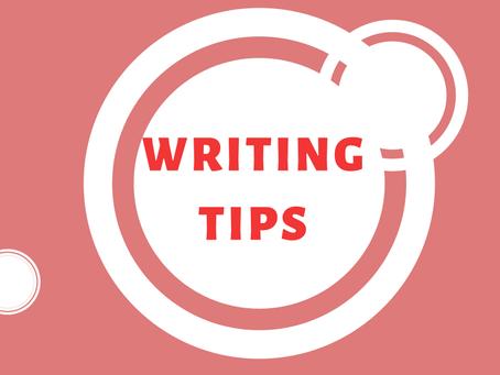 CÁC ĐIỂM CẦN CHÚ Ý ĐỂ LUYỆN IELTS WRITING