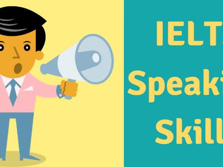 IELTS SPEAKING – CÁC TIPS KHI THI IELTS SPEAKING