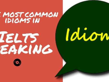 IELTS SPEAKING – CÓ NÊN SỬ DỤNG THÀNH NGỮ (IDIOM) TRONG IELTS