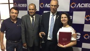 "SIAL attends the event ""Israel in Goias"""