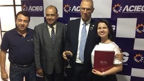 SIAL participa na ACIEG do evento Israel e Goiás