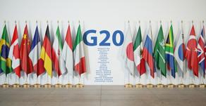 G20 anuncia que vai investir US$ 5 trilhões no combate ao coronavírus