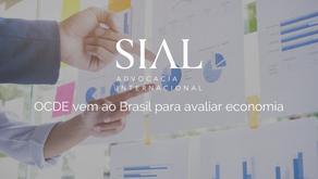 OCDE vem ao Brasil para avaliar economia