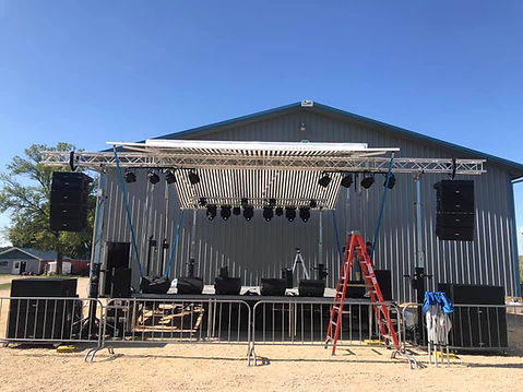 N.S.B. Entertainment Big Rig & stage.jpg