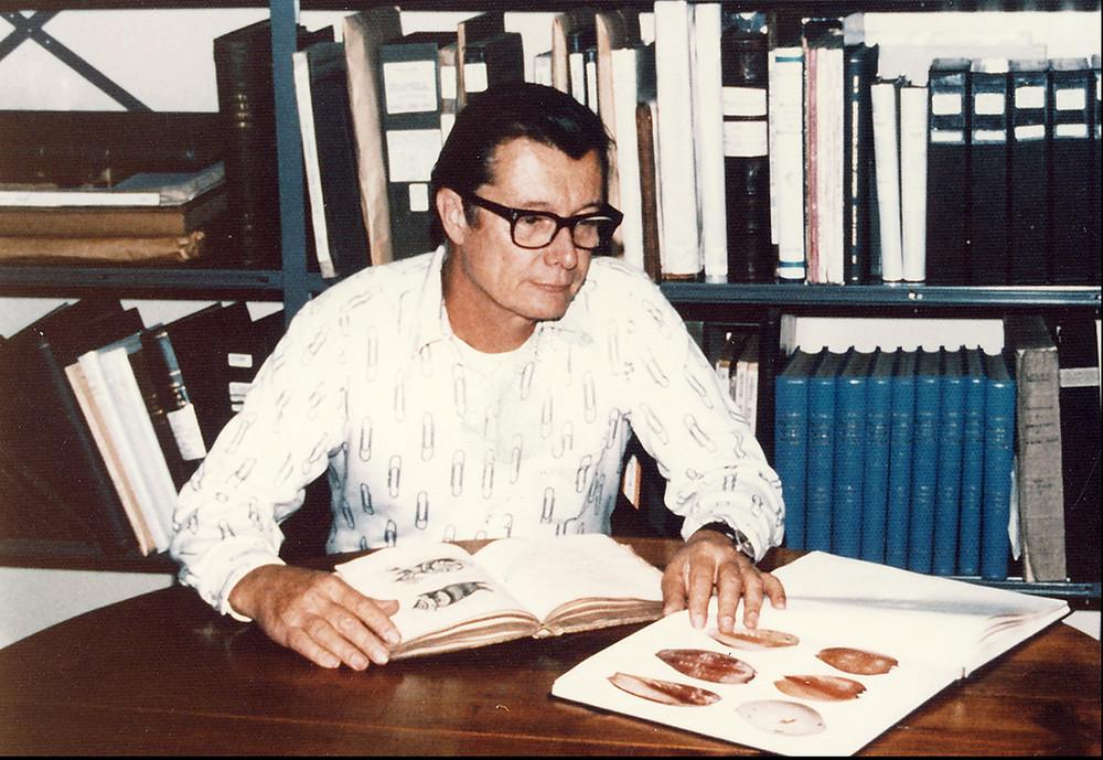 Malacologist and Author Robert Tucker Abbott