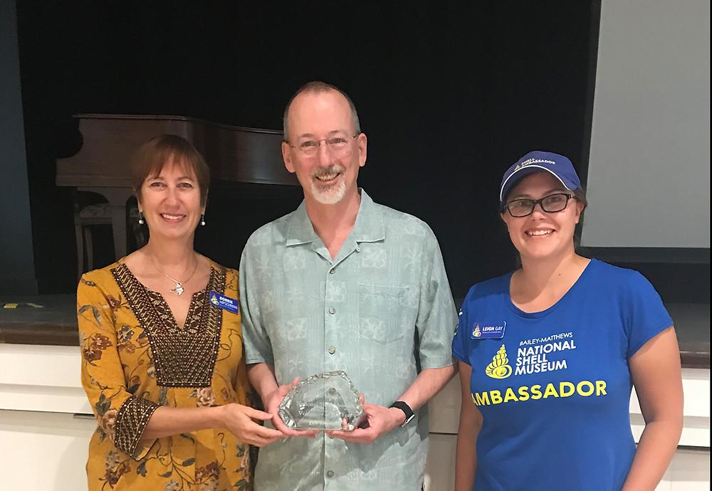 Shell App Creator is 2018 Volunteer of the Year!