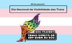 Ministério da Saúde celebra o Dia Nacional da Visibilidade Trans com série de ações