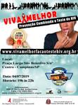 """04/07/2019 – VIVA MELHOR realizará teste de HIV/Aids na Praça Professora Silvia Simões Magro,"""""""