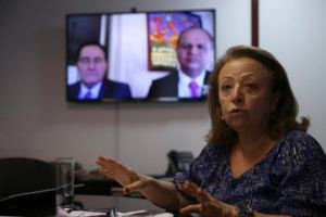 Adele Benzaken se despede do Departamento de Aids com carta de agradecimento
