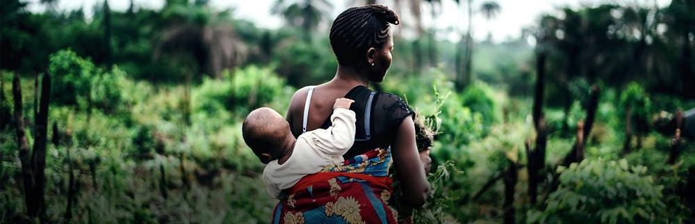 Mundialmente, cerca de 160 mil crianças com idade entre 0—14 anos foram infectadas com o HIV em 2018. Essa é uma redução importante de 240 mil novas infecções em 2010. No entanto, a meta ousada definida para 2018 foi menos de 40 mil novas infecções. Foto: UNAIDS