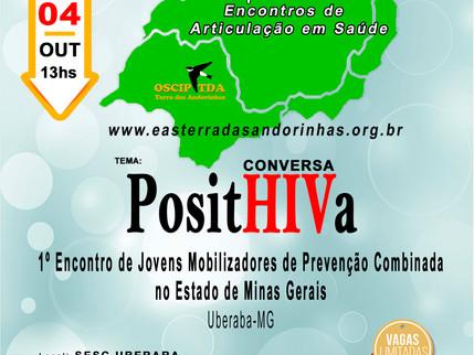 Prevenção do HIV e outras infecções sexualmente transmissíveis é tema de encontro de jovens nesta se