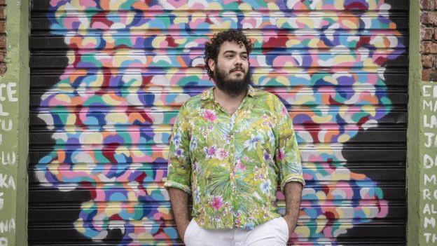 Iran Giusti, Criador do projeto, diz que casa é refugio em meio à violência motivada pela intolerancia