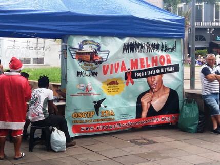 Ações do VIVA MELHOR marcaram o 1º de dezembro em Campinas