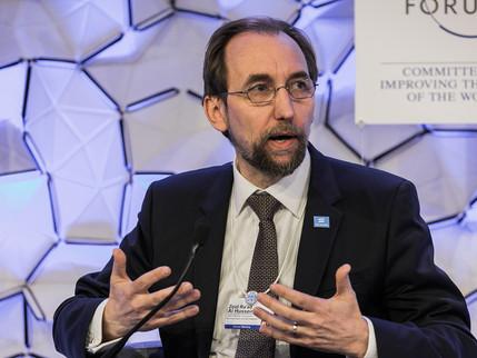 Em Davos, ONU cobra engajamento do setor privado para combater LGBTI fobia