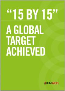 """""""15 por 15"""" – Uma meta global alcançada"""